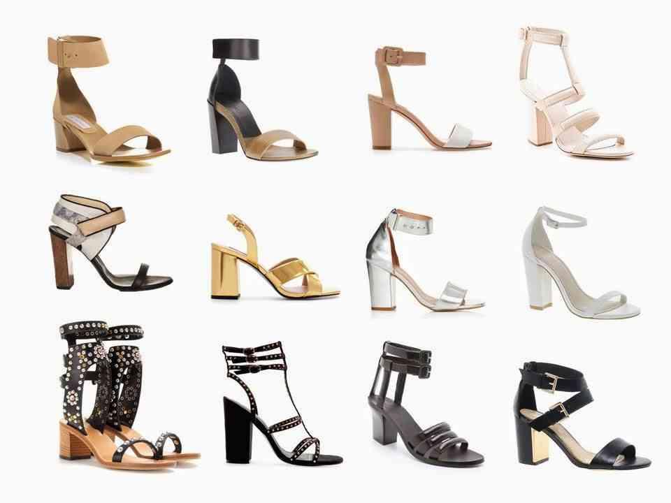 modele de sandale la moda