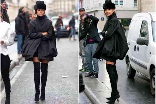 look parizian
