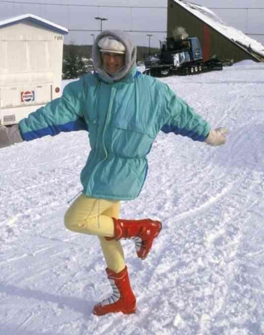 look ski brooke shields