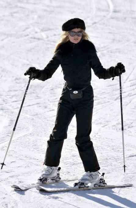 look ski kate moss