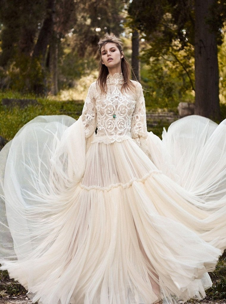 Rochii De Mireasa La Moda 2019 Ce Modele Se Poarta