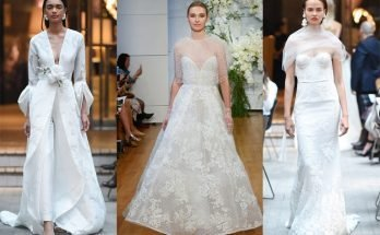 rochii de mireasa la moda 2019